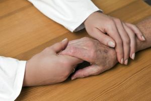 Caring for seniors - spiritually