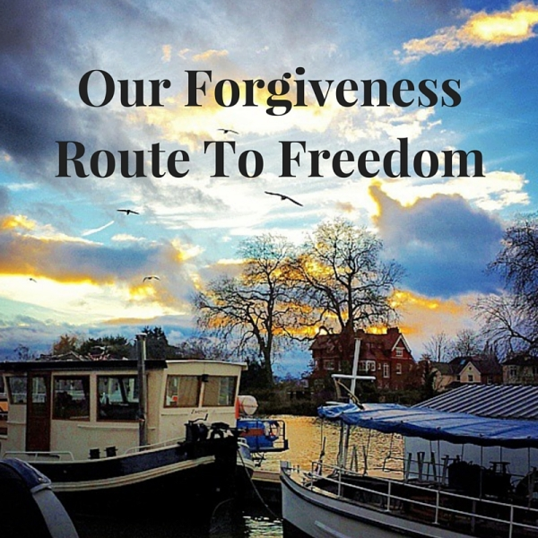 Our Forgiveness Route To Freedom