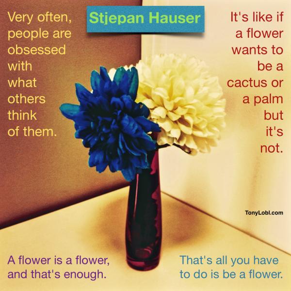 """""""Flower Power"""" by Tony Lobl"""