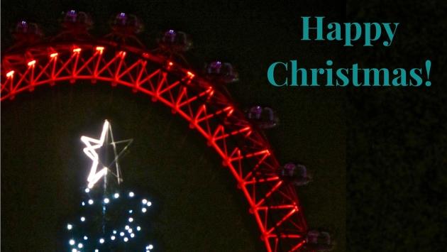 """Christmas Eye"" by Tony Lobl"