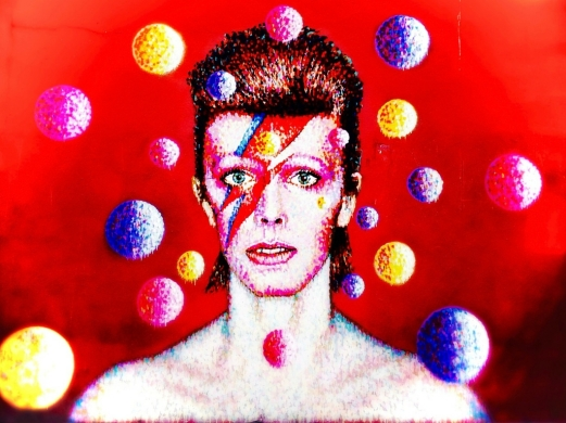 %22David Bowie mural%22 by Louise McLaren. Adapted from Flickr Creative Commons