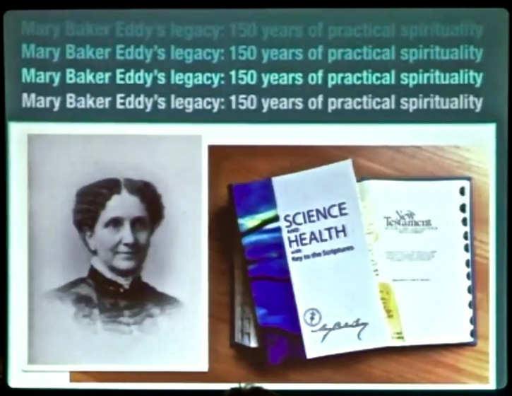 Mary Baker Eddy legacy video - web