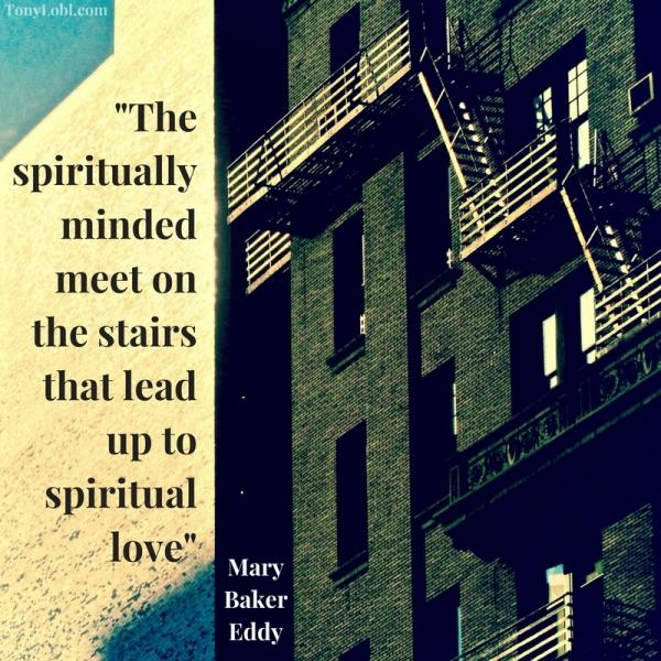 """""""Spiritual meeting"""" by Tony Lobl - web"""